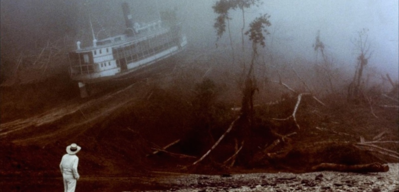 image from fitzcarraldo steamship jungle