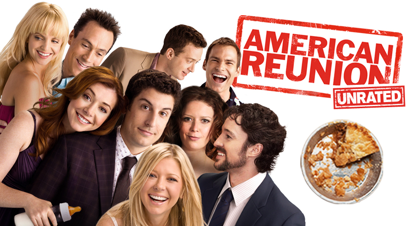 Film poster American Reunion (2012)