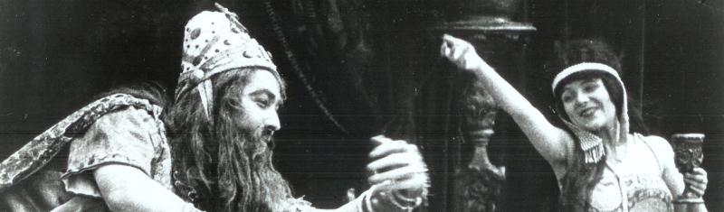 image still silent film judith bethulia 1914