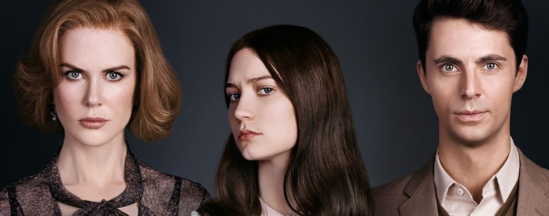 Promotional image Stoker (2013). Kidman, Wasikowska, Matthew Goode.