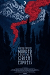 image poster murder orient express reimagined poster
