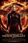 Hunger Games Mockingjay poster