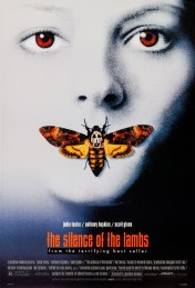 Film poster for Silence of the Lambs (1991)