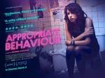 Appropriate Behaviour Poster