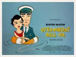 Steamboat Bill Jr. poster