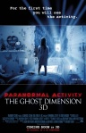 Paranormal Ghost Dimension poster