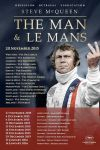 McQueen The Man Les Mans poster