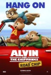 Alvin and Chipmunks Road Chip poster
