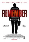 Remember film poster