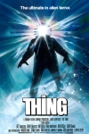 The Thing poster 1982