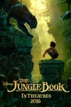 Jungle Book 2016 poster