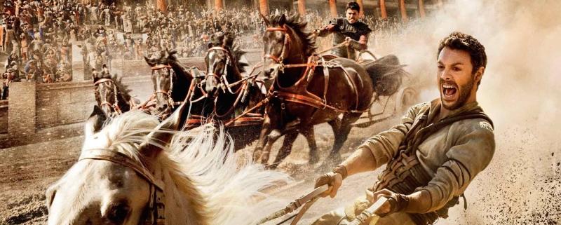 Ben Hur promo shot