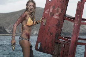 Blake Lively injuries - The Shallows