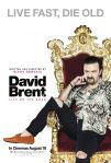 David Brent Life On the Road poster