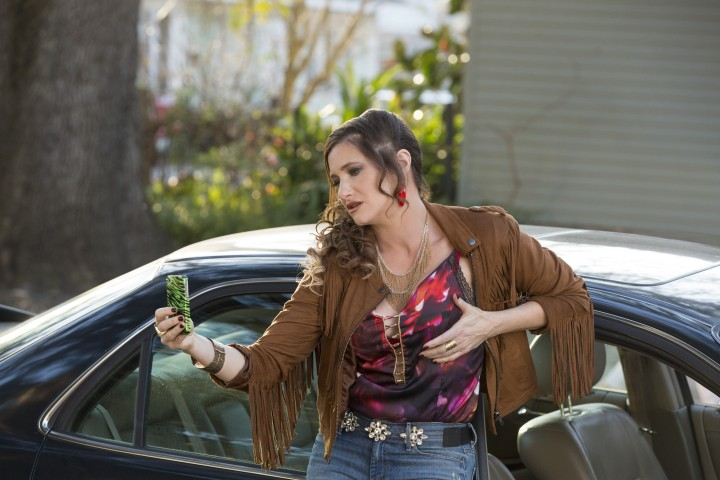Kathryn Hahn as the baddest of moms.