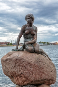 Little Mermaid statue Eriksen