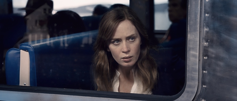 The Girl On the Train (Oct 2016) Emily Blunt. Image courtesy of Entertainment One.