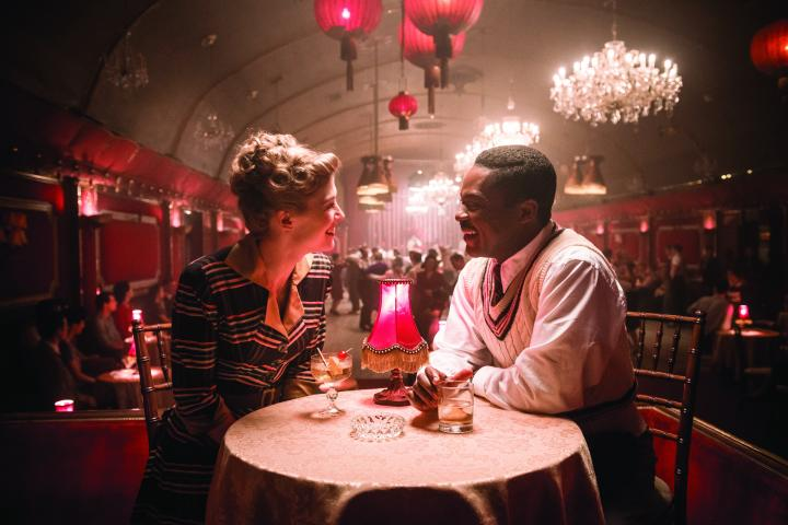 Rosamund Pike as Ruth Williams and David Oyelowo as Seretse Khama in A United Kingdom. Image courtesy of Pathe.