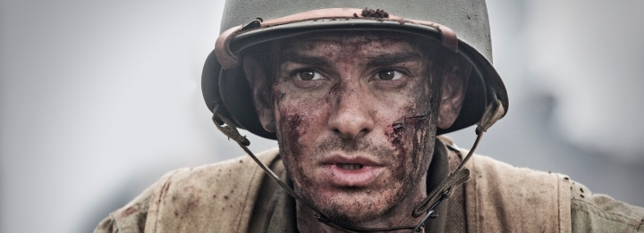 Still of Andrew Garfield in Hacksaw Ridge