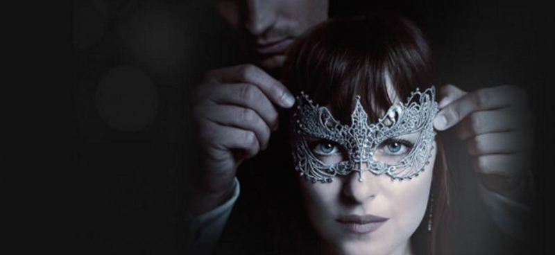 Publicity still 50 Shades Darker
