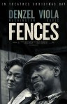 poster of film fences starring denzel washington