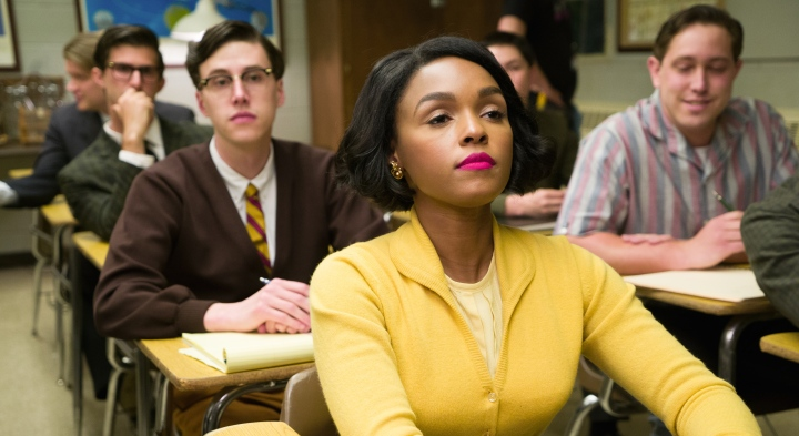 Image of Janelle Monae in Hidden Figures
