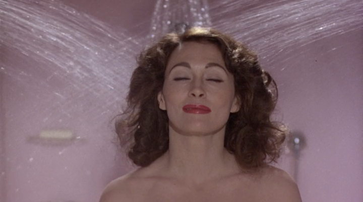faye dunaway shower mommie dearest