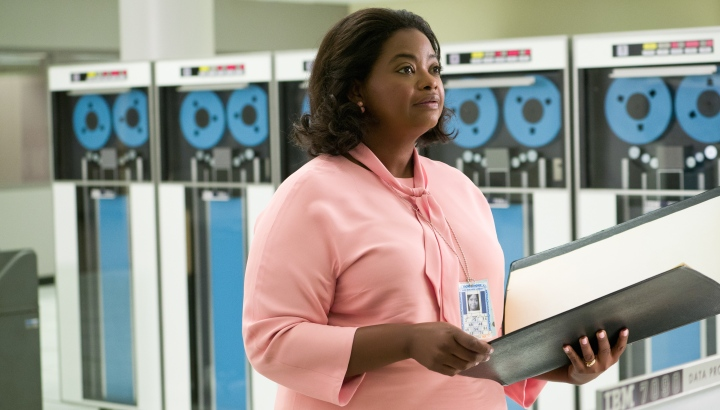 Image of Octavia Spencer in Hidden Figures