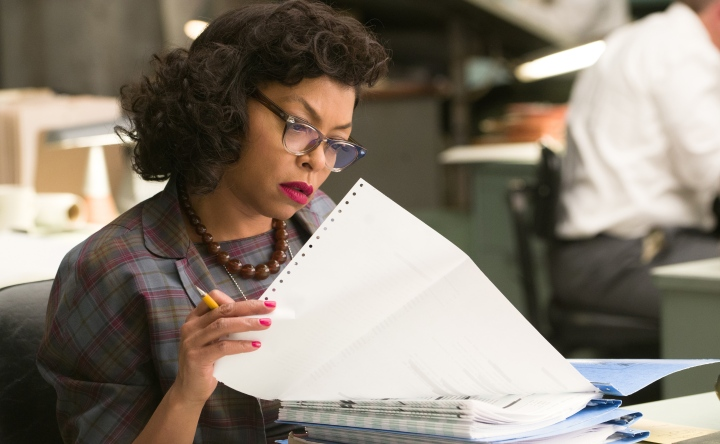 Still of Taraji P. Henson in Hidden Figures