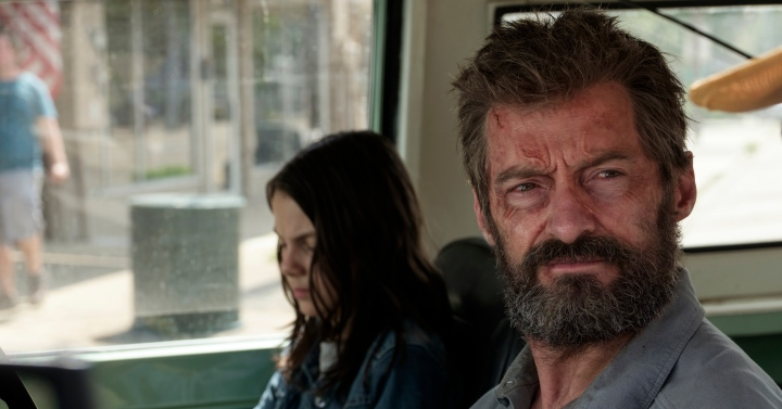 Image of Logan starring Hugh Jackman.