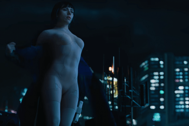image ghost in the shell scarlet johansson