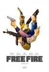 poster free fire film
