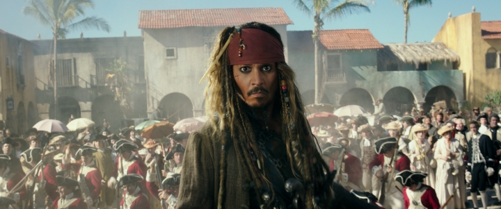 image still photo johnny depp jack sparrow pirates caribbean dead men tell no lies