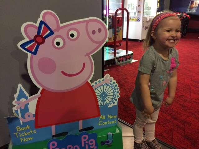 photo image peppa pig cinematic adventure