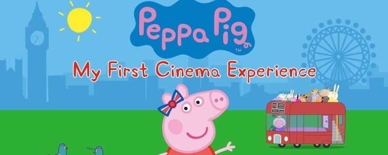 image peppa big cinema experience