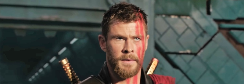 image photo chris hemsworth thor ragnarok