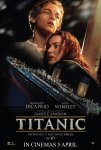 image poster titanic 1997
