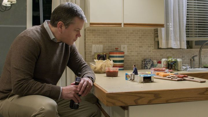 image still downsizing matt damon