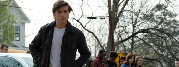 image film love simon nick robinson
