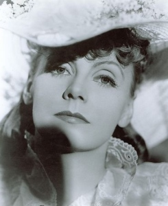 image publicity photo garbo karenina
