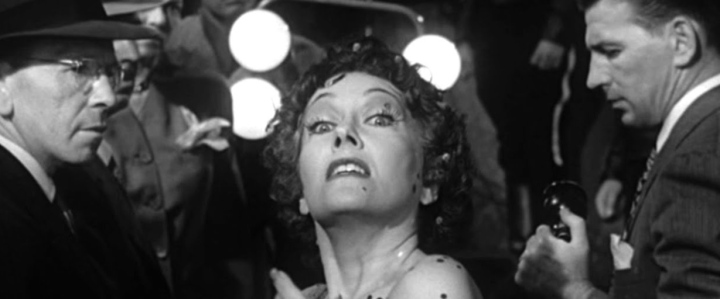image still film sunset boulevard swanson close up demise