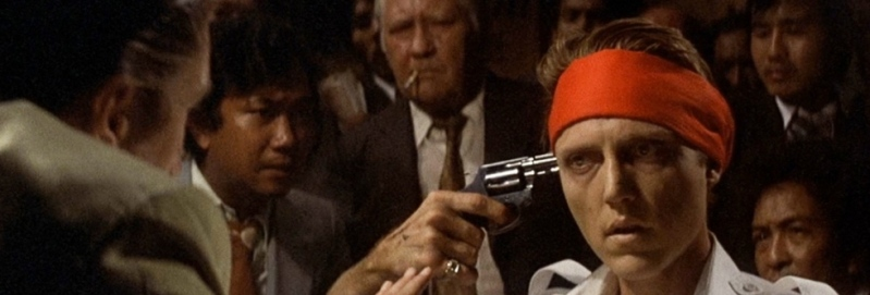 image still deer hunter gun christopher walken