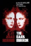 image film poster dark mirror de havilland