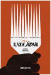 image poster blackkklansman
