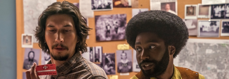 image film blackkklansman driver washington