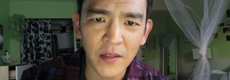 image film searching john cho