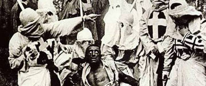 image film birth of nation ku klux klan blackkklansman