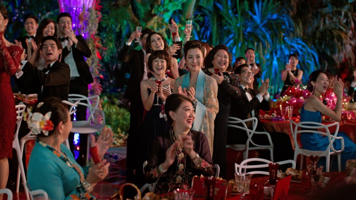 image film crazy rich asians wedding reception yeoh
