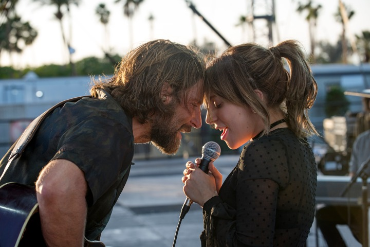 image film bradley Cooper lady gaga star is born