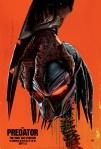 image poster film predator 2018